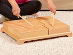 Musical Wood Blocks Woodworking Plan