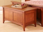 31-MD-00993 - Traditional Blanket Chest Woodworking Plan