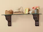 Architectural Shelf Brackets Woodworking Plan