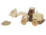31-MD-00996 - Construction-Grade End Loader Woodworking Plan