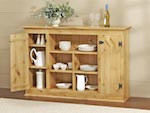 Country Sideboard Cabinet Woodworking Plan woodworking plan