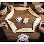 Pegs and Jokers Game Board Woodworking Plan woodworking plan