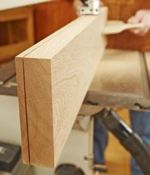 Maximize Your Wood By Resawing Woodworking Article