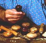 A Treasure Trove of Tiny Turnings Woodworking Plan