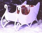 31-OFS-1011 - Sleigh Woodworking Plan.
