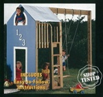 Kids Play Retreat Fort Woodworking Plan.
