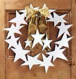 Heavenly Holiday Wreaths Woodworking Plan Set - 2 patterns included