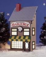 Americana Village Culvers Bakery Woodworking Plan