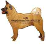 fee plans woodworking resource from WoodworkersWorkshop Online Store - akita,intarsia,dogs,animals,Kathy Wise,scrollsaw patterns,woodworking plans,scrollsawing projects,blueprints