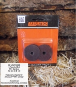 Mini Sander Discs 4 Grit Pkg for Arbortech Tool Accessory
