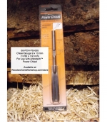 Power Chisel Gouge 9x13 mm Arbortech Wood Shaping Tool