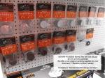 Sticky Disc 320 Grit Pk 25 pcs for Arbortech Random Contour Sander