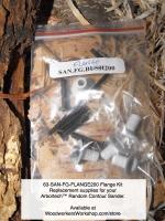 Flange Kit for Arbortech Random Contour Sander