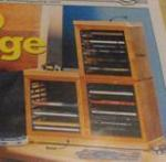 R-31MD00310 - CD Storage Woodworking Plan