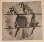 Sunburst Shelves Vintage Woodworking Plan