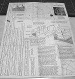 Octagonal Shadow Box Vintage Woodworking Plans