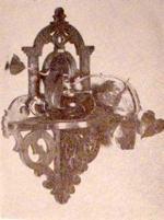 Clock Shelf and Ivy Shelf Vintage Woodworking Plan Set