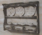 R-ANH0150 - An Early American Wall Hutch Vintage Woodworking Plan