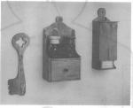 Three Antique Gift Items Vintage Woodworking Plan Set