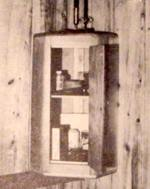 Corner Wall Cabinet Vintage Woodworking Plan
