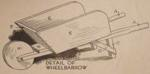 R-ANH0338 - A Junior Wheelbarrow Vintage Woodworking Plan.