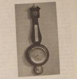 Barometer Vintage Woodworking Plan