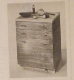 Roll Around Kitchen Unit Vintage Woodworking Plan