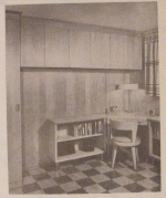 Space Saving Storage Cabinets Vintage Woodworking Plan