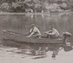 R-ANH0629 - A Plywood Rowboat Vintage Woodworking Plan.