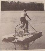 A Bicycle Boat Vintage Woodworking Plan