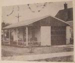 Garage with Porch Woodworking Plan.