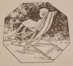 Lawn Rocker Vintage Woodworking Plan