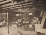 Basement Recreation Room Vintage Woodworking Plan