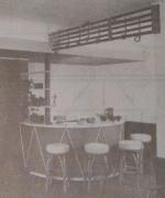 Attractive Circular Bar Vintage Woodworking Plan