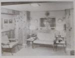 Basement Family Room  Vintage Woodworking Plan