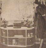 Window Bookcase Vintage Woodworking Plan
