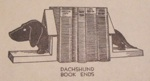fee plans woodworking resource from WoodworkersWorkshop Online Store - bookends,dogs,Daschunds,full sized patterns,vintage woodworking plans,old projects,recycled,woodworkers projects,blueprints,drawings,blueprints,how-to-build