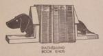 Daschund Book Ends Vintage Woodworking Plan