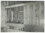 Wall Tool Cabinet Vintage Woodworking Plan