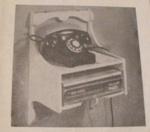 Telephone Shelf Vintage Woodworking Plan