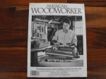 back issue info woodworking resource from WoodworkersWorkshop® Online Store - American Woodworker magazine,wooden toys,locomotives,trains,childrens,childs,kids,silverware chest,puzzle blocks,writing desks,furniture,full sized patterns,vintage woodworking plans,old projects,recy