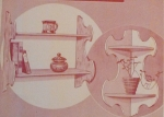 R-EB035 - Duncan Knickknack Shelf Vintage Woodworking Plan