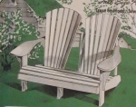 Briarcliff Lawn Settee Vintage Woodworking Plan