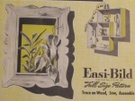 R-EB301 - Shadow Boxes Vintage Woodworking Plan