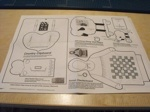 R-FCA-WPCPC91A - 4 Assorted Country Vintage Woodworking Plans