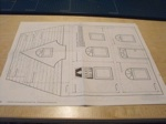 Townhouse Craft Vintage Woodworking Scrollsaw Pattern