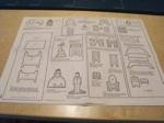Townhouse Furniture Craft Vintage Woodworking Scrollsaw Patterns