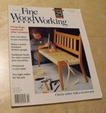 Fine Woodworking Magazine Issue 147 February 2001 woodworking plan