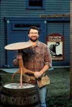 R-NYW0110 - Candle Stand Woodworking Plan Featuring Norm Abram