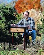 Nightstand Woodworking Plan Featuring Norm Abram